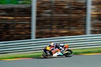 MotoGP Alemania 2014: Jack Miller marca la pole antes del chaparrón