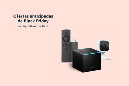 Fire TV Stick Lite rebajadísimo a 19,99 euros como anticipo para el Black Friday y siete dispositivos de Amazon más en oferta