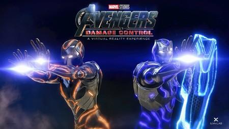 'Avengers: Damage Control': la nueva experiencia de realidad virtual que fue creada por Marvel y Lucasfilm como si fuese una película
