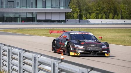 Andrea Dovizioso Misano Audi Dtm