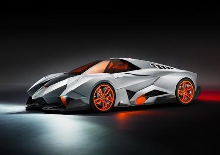 Lamborghini Egoísta, más detalles oficiales y fotografías