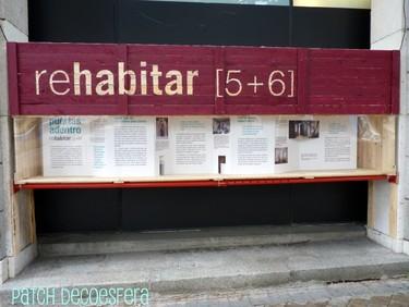 """Exposición """"Rehabitar de puertas adentro"""" una cita ineludible en Madrid para los amantes de las reformas"""
