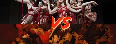 'Suspiria' Vs. 'Clímax': sangre y baile en un duelo cinematográfico donde gana el espectador
