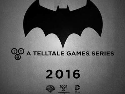 Telltale Games prepara un juego de Batman para 2016