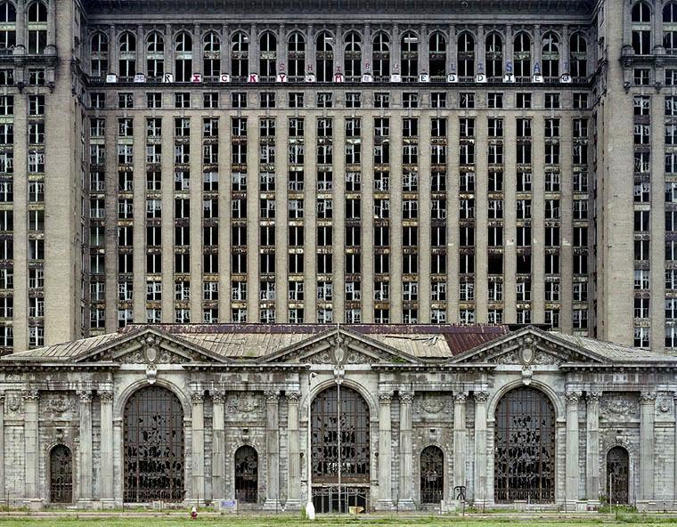 Foto de Las ruinas de Detroit (1/14)