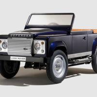 Y ahora, un Land Rover Defender que funciona a pedales y que cuesta lo que un coche de verdad