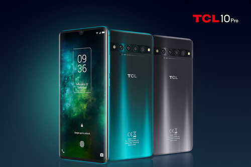 TCL 10 5G, TCL 10 Pro y TCL 10L: cuatro cámaras y pantallas de gran tamaño para unos smartphones que apuntan su llegada a México