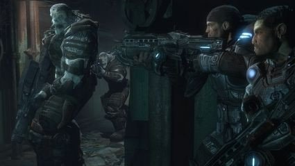 Gears of War, más material gráfico