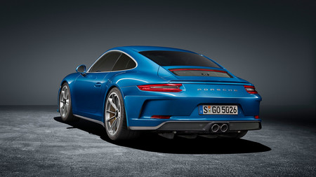 High 911 Gt3 With Touring Package 2017 Porsche Ag 2