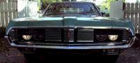¿Ford Mustang o Mercury Cougar? Parece que Mike Brown lo tiene muy claro