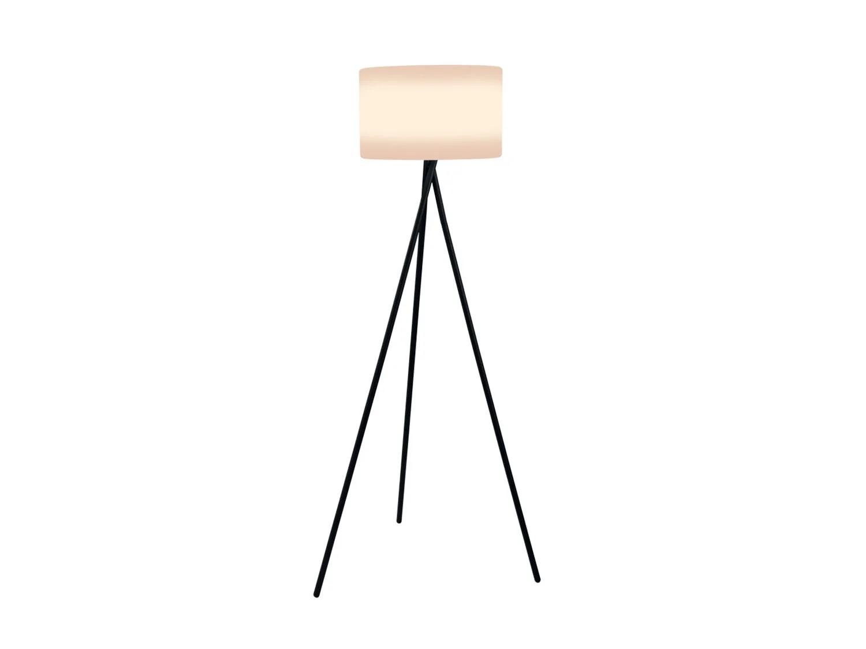 Lámpara de pie de exterior