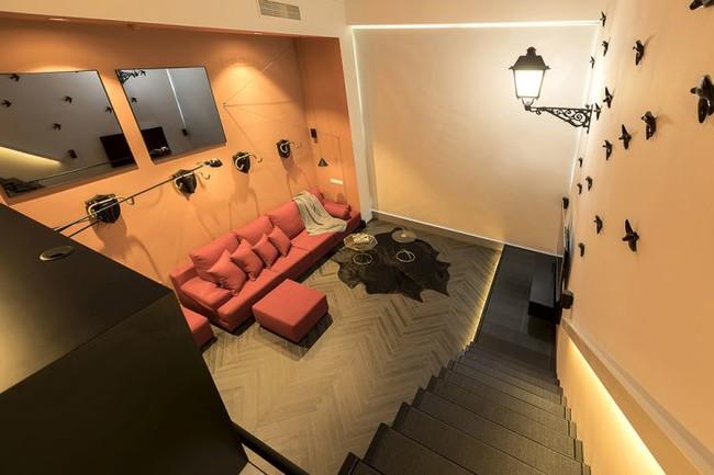 7 Lord Loft Proyecto Interiorismo Reforma Salon Tiovivo Creativo 6rect