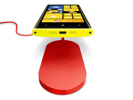 Carga inalámbrica de Nokia - 2