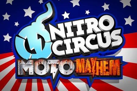 Nitro Circus - Moto Mayhem por primera vez en Europa, con parada en Madrid