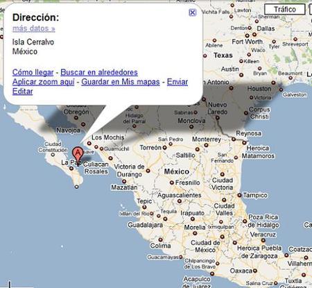 México: la Isla Cerralvo se llamará, ahora, Jacques Cousteau