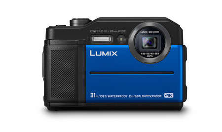 Panasonic Lumix Ft7 Front