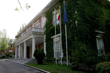 Palacio De La Moncloa 2