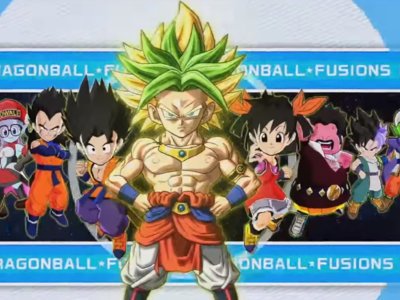 Fusiones locas a golpe de rap en los dos nuevos spots de Dragon Ball Fusions