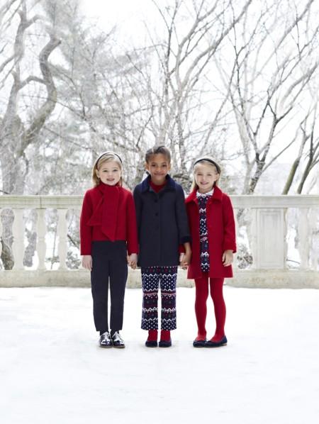 """La ropa más """"fashion"""" y de lujo para vestir a los niños en Navidad"""