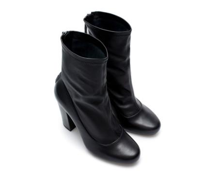 botas licreras de Zara