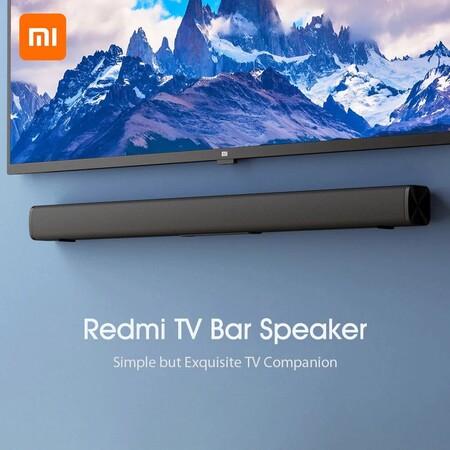 Barra de sonido Redmi TV de Xiaomi en México