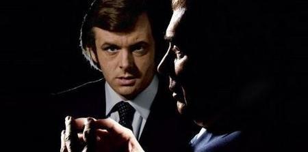 'El desafío: Frost contra Nixon', palabras, palabras, palabras