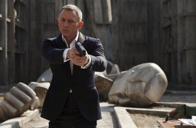 Imagen de Daniel Craig en 'Skyfall'
