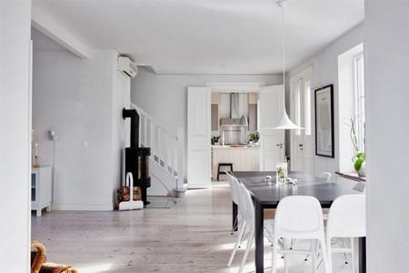 Una espaciosa vivienda en Suecia llena de luz