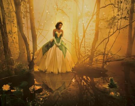 Annie Leibovitz para Disney