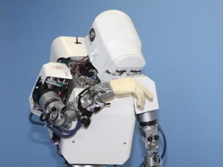Kobian, robot que es capaz de expresar emociones