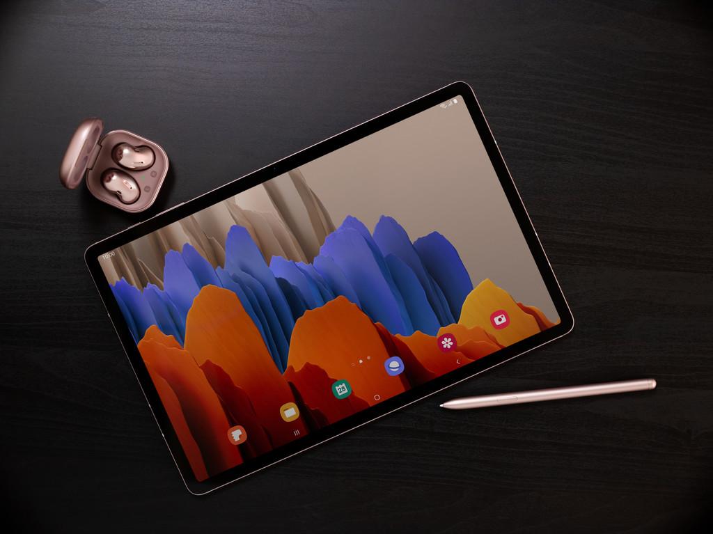 Samsung Galaxy Tab S7 y Tab S7+: golpe a la gama alta de las tablets por partida doble con 5G y paneles a 120 Hz