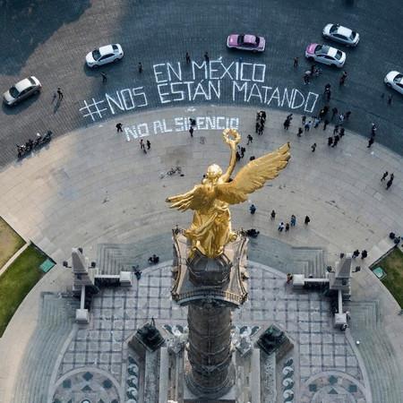 Un día sin periodismo en México: los medios del país se unen para exigir justicia