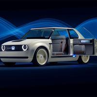 Honda quiere electrificar Europa con el Urban EV Concept