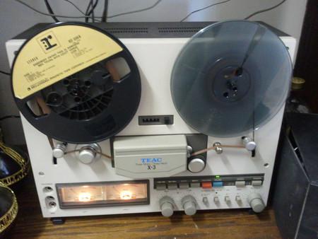 magnetofono