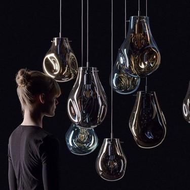 Si te gusta el lujo, no te pierdas estas lámparas de diseño para inaugurar un otoño muy sofisticado