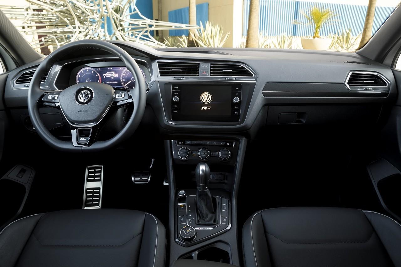 Volkswagen Tiguan R-line 2018