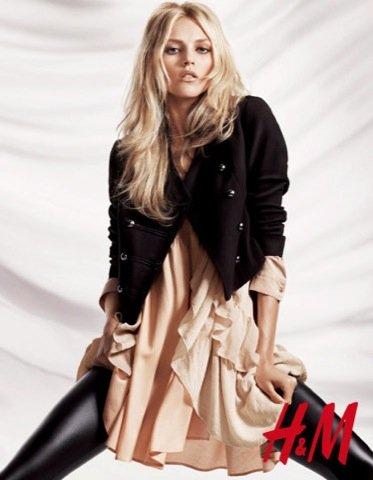 La nueva moda de h m oto o invierno 2010 2011 ropa y - Tendencias actuales moda ...