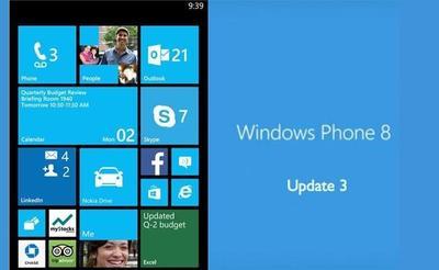 Paseo en vídeo por las nuevas características de Windows Phone 8 Update 3 (GDR3)