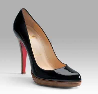 Patent Leather Plataforms by Christian Louboutin