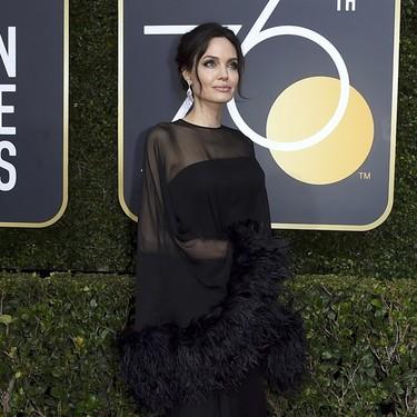 Las peor vestidas de los Globos de Oro 2018