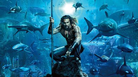 'Aquaman': Jason Momoa se lo pasa en grande en el espectáculo más disparatado de DC