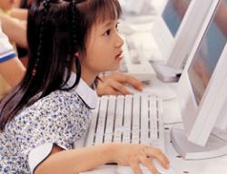 Los niños chinos prefieren internet para pasar sus vacaciones