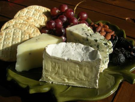 Plato de 3 quesos
