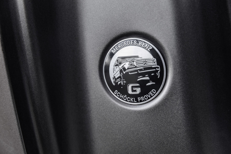 Foto de Mercedes-Benz Clase G 2018 (9/54)