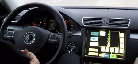 Un vistazo en vídeo al sistema de conducción autónoma de Continental