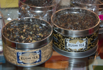 Kusmi Tea, el placer de una buena taza de té