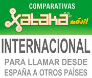 Comparativa Tarifas Internacionales