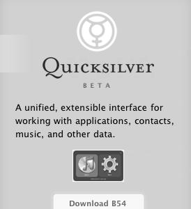 Quicksilver vuelve a la vida con Snow Leopard