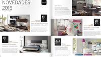 Todas las novedades de Kibuc para salones y dormitorios en su nuevo catálogo