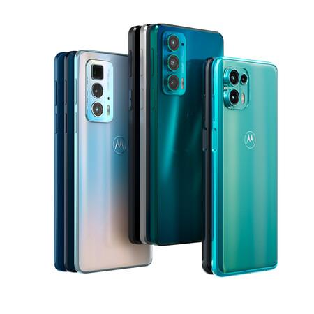 Motorola Edge 20 Colores